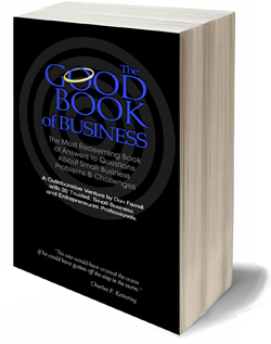 The Good Book of Business by Don Farrell | Annie Armen Contributing Author | AnnieArmen.com