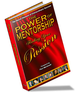 The Power of Mentorship Finding Your Passion Book | AnnieArmen.com