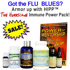 The Hurricane Immune Power Pack (HIPP)