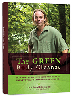 Annie Armen Recommends The Green Body Cleanse Book | Global Healing Center | AnnieArmen.com
